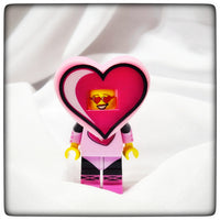 Heart Suit Girl - (presale - ships within 1-2 weeks)