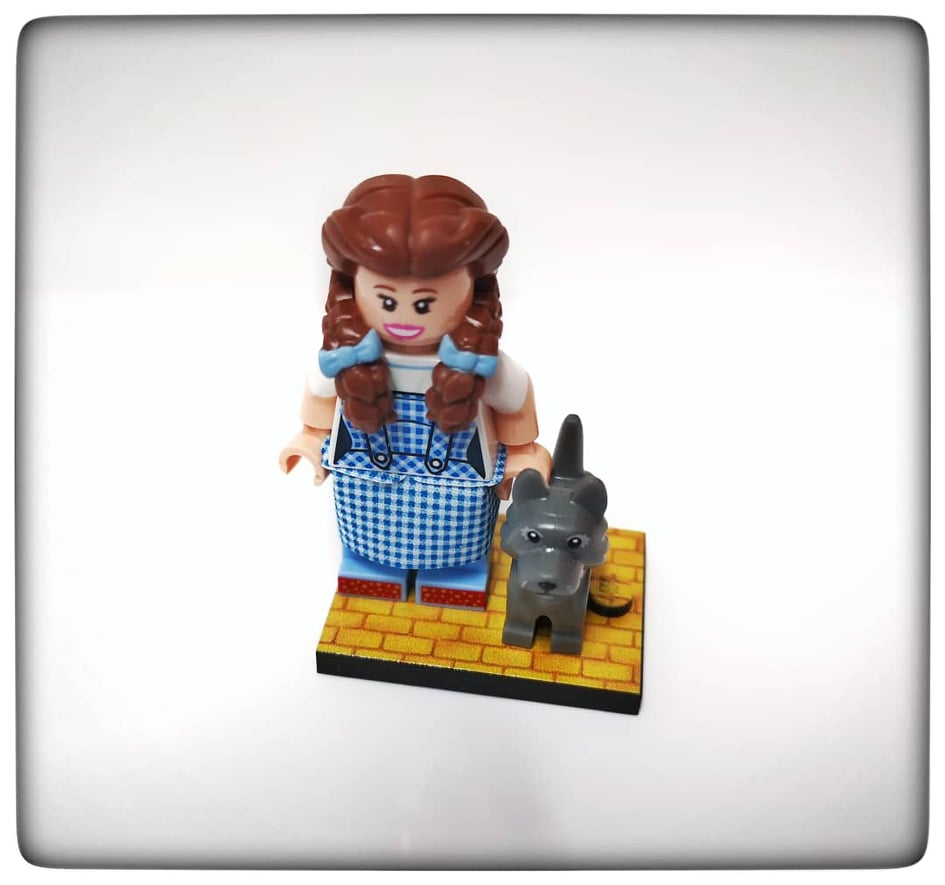 Yellow Brick Road Baseplates
