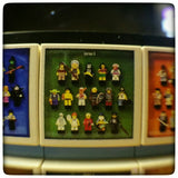 Collectible Minifigure Frames