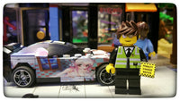 Custom Printed Traffic Warden