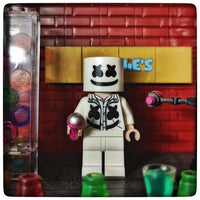 Marshmello Custom Figure