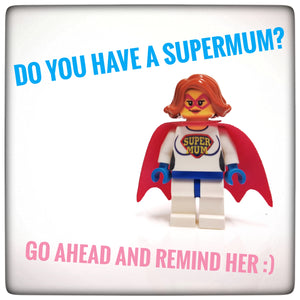 Supermum custom figure