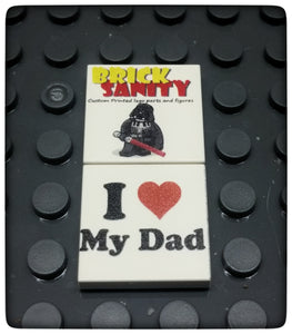 Father's Day Tiles