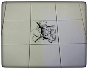 Cracked Floor Tile