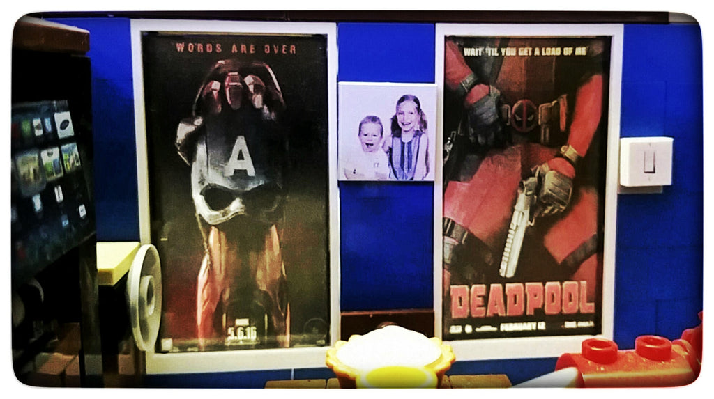 Movie Posters (For Palace Cinema)