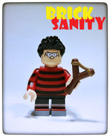 Custom Designed Dennis The Menace Figure
