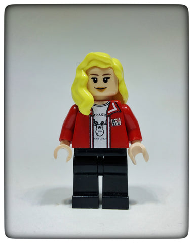 Custom Yoga Hosers figure