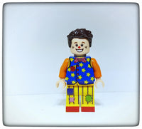 Mr Tumble Inspired Custom Figure