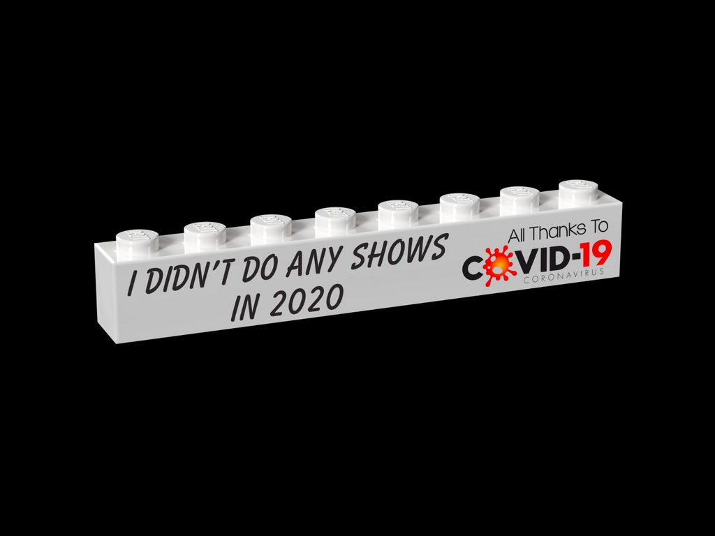 No shows this year 1x8 brick