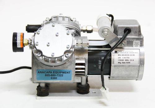 KNF Neuberger Inc. 405-N726.3-4.90 Vacuum Pump (6360)
