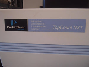 PerkinElmer TopCount NXT C9912V0 Microplate Scintillation & Luminescence Counter