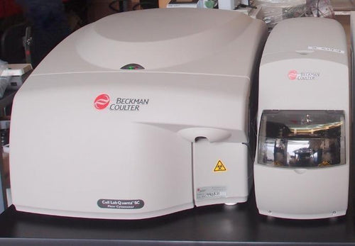 Beckman Coulter Cell Lab Quanta SC Flow Cytometer, 771917 Laser, Arc, MPL (3390)