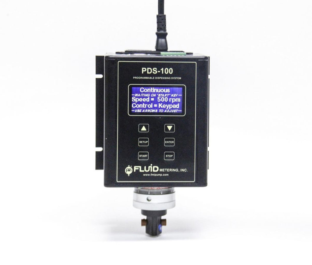 Fluid Metering Inc. PDS -1000 Programmable Dispensing System 100 PSI (2715A)