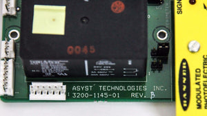 Asyst Technologies 3200-1145-01 Rev. B Modulated Photoelectric Amplifier (4152)