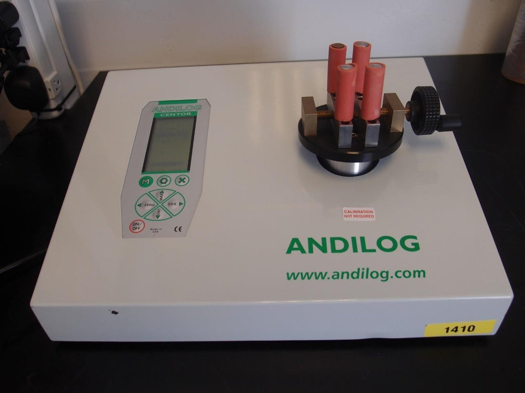 Andilog Centormeter EA Torque Calibration Bench Small Capacity (1410)