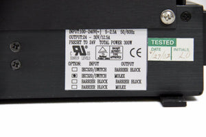 Digital Instruments Dimension Vx Series 24VDC Power Supply 300W (5296)