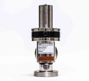 "Nor-Cal Products 1-1/2"" Pneumatic Copper Seal Angle Valve CSVP-1502-CF (3810)"