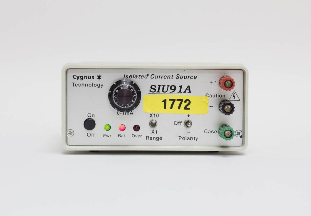 Cygnus Technology Isolated Current Source SIU91A (1772)