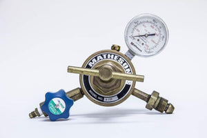 Matheson 8-250 Gas Regulator 3000 PSIG CGA 580 Male Pigtail (3767)
