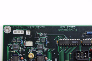 Digital Instruments AUX Board for Nanoscope 4 NS4-AUX-8171 Rev. A (4326)