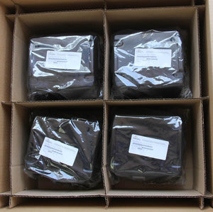 Entegris 150mm Storage Box E124-60-101-61C02 & Cassette PA182-60MB-61 NEW, LOT 4