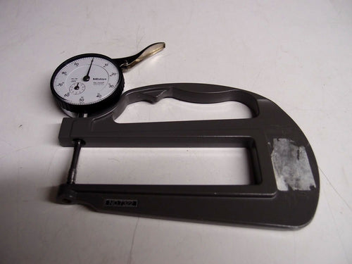 Mitutoyo 7322 Dial Thickness Gauge (808)