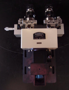 Correct Seiwa Optical Inverted Microscope Head with Eyepiece Extenders (3101)