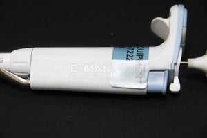 Rainin E-Man Hybrid H1000 Single Digital Pipet System LTS 100-1000µL (5545)