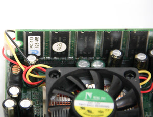 Aaeon PCM-6894 Celeron Processor w/ Heat Sink PC-133 128MB & Fan (5459)