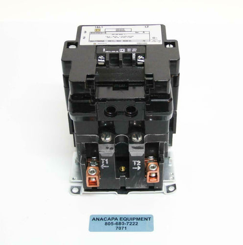 Square D 8502SE01S Contactor 115 V 60 Hz 7 1/2 HP 11 kW USED (7071) R