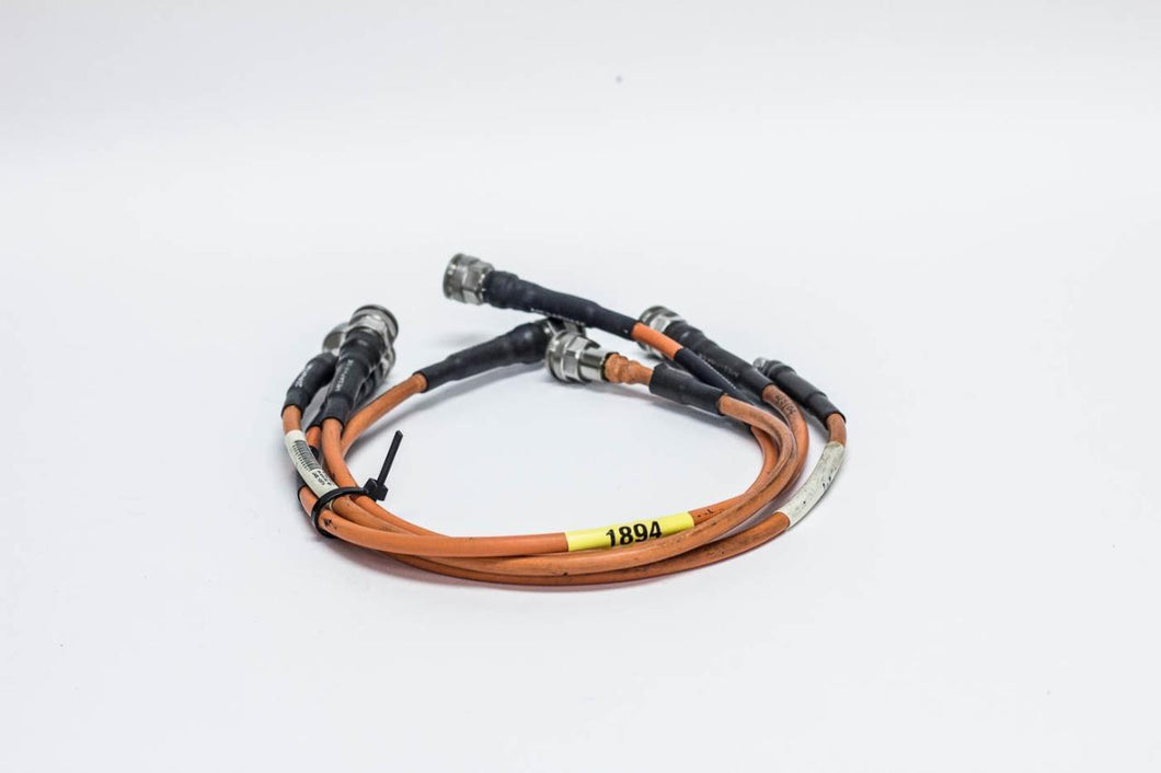 Megaphase TM4-S1NK-24 RF Coaxial Cable (1894)