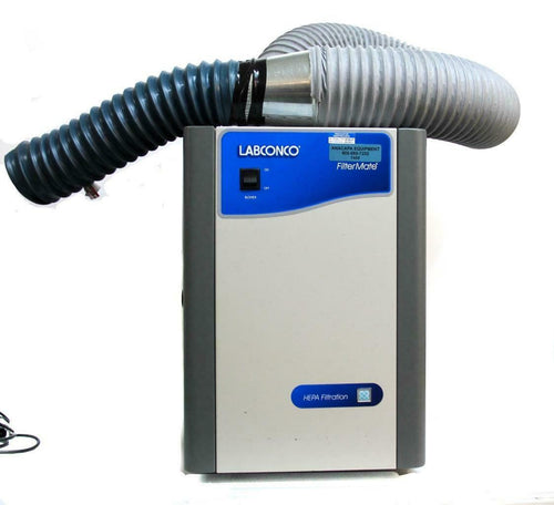 Labconco 3970000 FilterMate Portable Exhauster w/ HEPA Filter  (7450)W