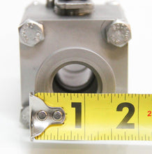 A&N Corporation High Vacuum Stainless Steel Ball Valve (5838)