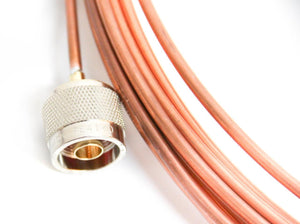 PasterNack PE35963-360 N Male to 7/16 DIN Male Cable Using RG402 Coax (5466)