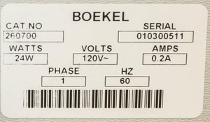 Boekel 260700 Scientific Microplate Incubator (2143A)