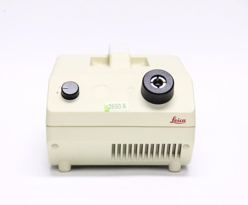 Leica Schott KL 750 Fiber Optic Light Source-Source Only (2690A)