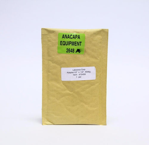 Labconco 7545600 Adapter 1/2