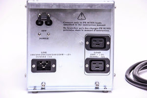 PE Sciex 014179 Line Adjustment Option Power Supply (2534A)