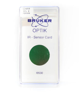 Bruker Nano Optik IR - Sensor Card I9530 In Original Case (5575)