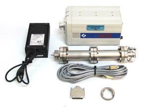 VG Gas Analysis System VGQ w/ Power Supply & MDC MFG INC. Probe Sensor (7142) R