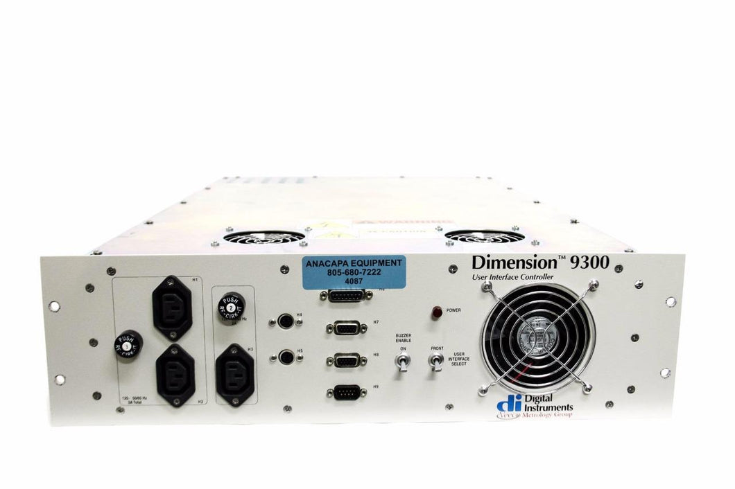 Digital Instruments Dimension 9300 User Interface Controller 800-000-817 (4087)