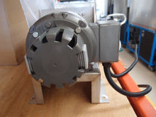 Small Exhauster fan with IDNM3534  1/3 HP, 1725 RPM BALDOR ELECTRIC MOTOR (1498)