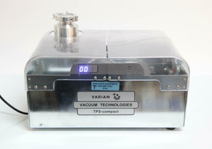 Varian 9698217 TPS Compact Turbomolecular Pump TV81M USED (5764) R