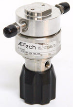 APTech AP1210SM Regulator 2PW TW6 TW6 1700PSI CGA 316 Male Tube Weld Ports (4451