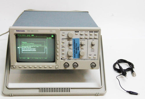 Tektronix TDS-310 Two Channel Digitizing Oscilloscope 50MHz 200MS/s (6429) c