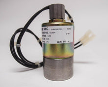 KIP Inc. 641024 Mini Solenoid Brass Valve 24V (3935)