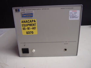 HP 6038L DC Power Supply Option 001 (370)