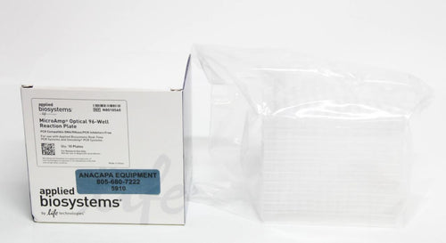 Applied Biosystems N8010560 Microamp Optical 96 Well Reaction Plate x10 (5910)