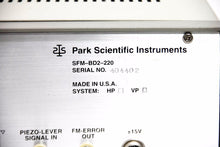 Park Sci Scanning Force Microprobe Non-Contact FM Control SFM-BD2-220 4191