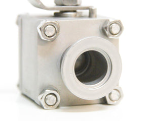 A&N Corporation High Vacuum Stainless Steel Ball Valve (5855)